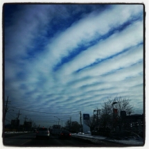 GinaMiranda-Strange Clouds