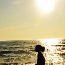 GinaMiranda-Playful beach meditations