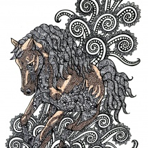 GinaMiranda-Horse