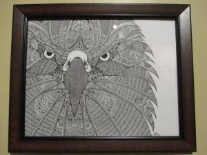 GinaMirandaArt - Eagle