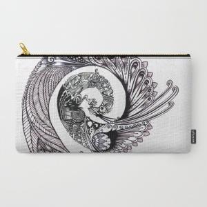GinaMirandaArt- Peacock-spiral